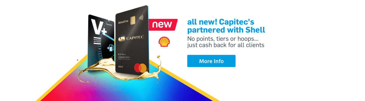Shell benefits with Capitec