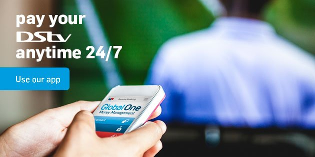 Pay your DStv anywhere 24/7