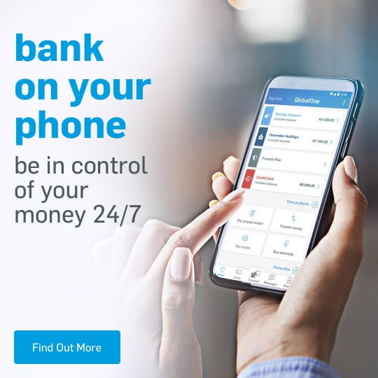 Bank on your phone