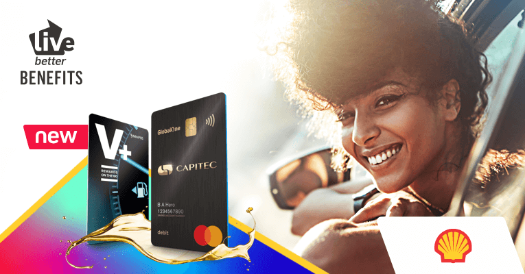 fuel your savings with Capitec and Shell