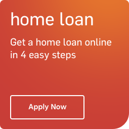 Get a home loan online in 4 easy steps